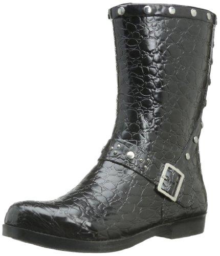Be Only Demi Whitney, Bottes de pluie femme Noir