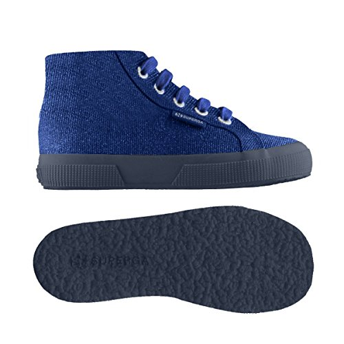 Chaussures Le Superga - 2095-jerseysunshinej - Bambini FULL METAL BLUE