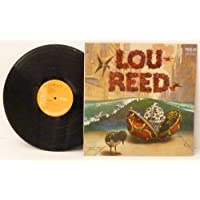 LOU REED, Lou Reed. Great copy. First