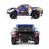 DUCKTOYS L979 2,4 G Fernbedienung Allradantrieb Geländewagen, vollflächiges Drift-Modell Hochgeschwindigkeits-Spielzeugauto