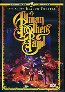 The Allman Brothers Band - Live At The Beacon Theatre [DVD] [2008]