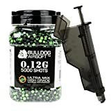 5000-GREEN-AND-BLACK-12g-BB-PELLETS-WITH-SPEED-LOADER