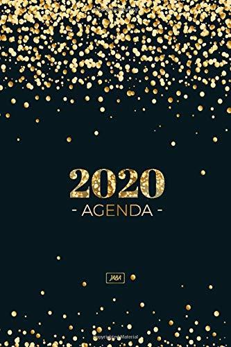 Agenda 2020: Calendario 2020 - Agenda Settimanale 2020 - Agenda Giornaliera, Journalier, Agende, Quaderno e Office