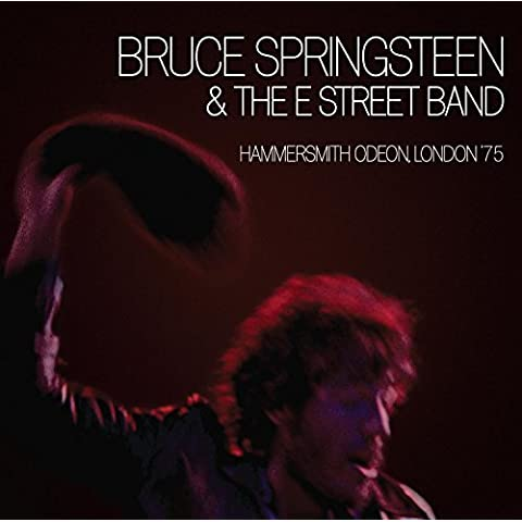 Hammersmith Odeon, London '75 (2CD) by Bruce Springsteen & The E Street Band (2006-02-27)