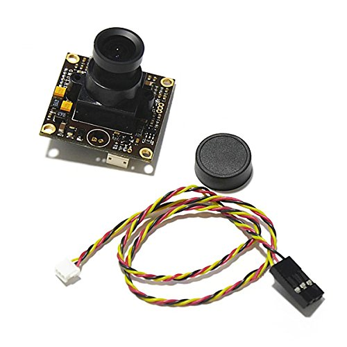 LaDicha DC12V 1/3 960H CCD 700TVL 2.8MM Objektiv Weitwinkel Kamera Für FPV Qav250 -NTSC -