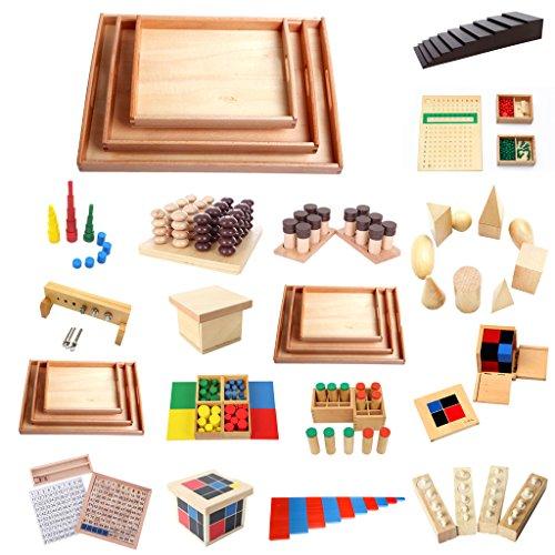 Juegos de Montessori Pernos y Tuercas