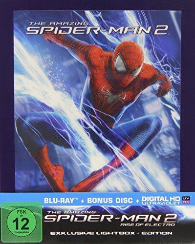The Amazing Spider-Man 2: Rise of Electro - Lightbox Edition [Blu-ray] Preisvergleich