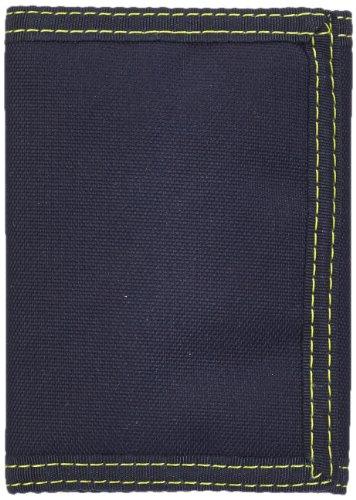 Hurley Münzbörse One & Only Tri-fold Blau (True Navy Neon Yellow) MAX0000320