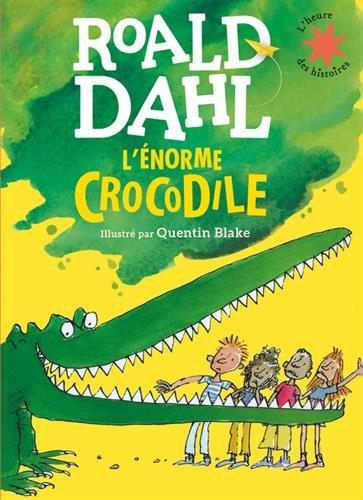 L'norme crocodile