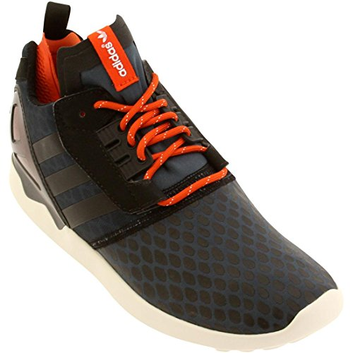 Adidas Zx 8000 Boost - Midnight Blue / Black-orange, 8 D Us Midnight Blue / Black-Orange