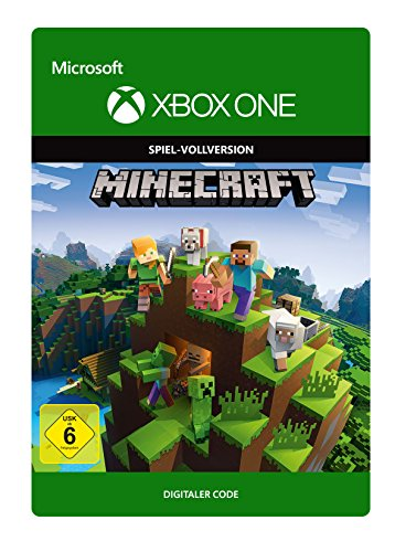 Minecraft [Xbox One - Download Code] Standard (Xbox Minecraft 1)