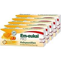 Em-eukal PRO Halspastillen Lindenblütenhonig,150St preisvergleich bei billige-tabletten.eu