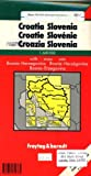Kroatien, Slowenien, Bosnien-Herzegowina - Collectif