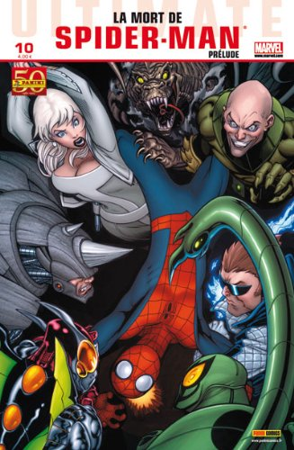 Ultimate Spider-Man, Tome 10 :