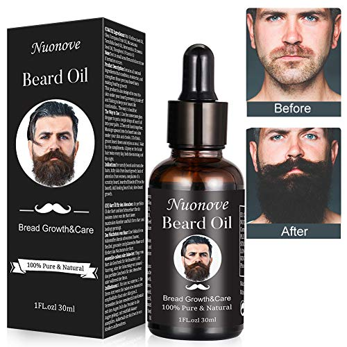 Aceite de Barba para Hombres