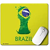 Be Awara Brazil Mouse Pad