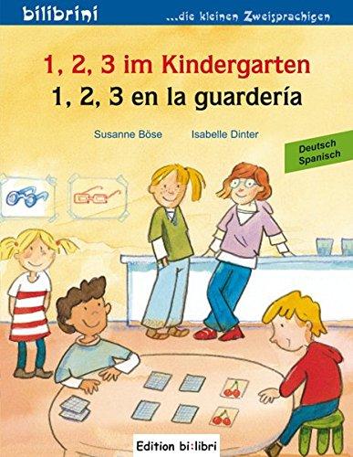 BILIBRI 1,2,3 Kindergarten (alem.-esp.) (Lecturas Aleman)