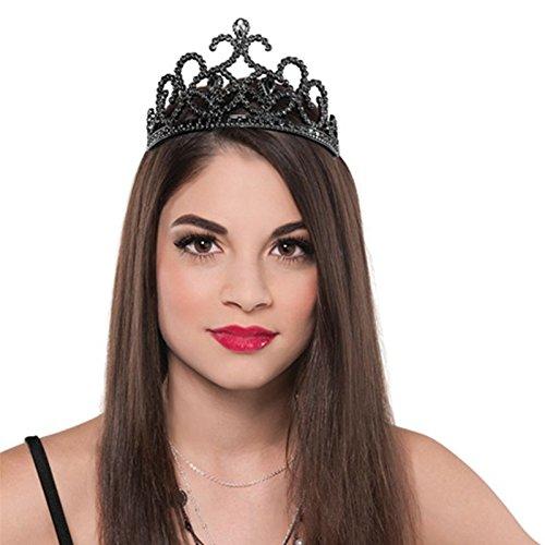 NEU Diadem Gothic Princess, (Nicht Princess Kostüme Halloween)
