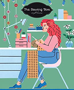 The Sewing box Magazie: Carft Lovers eBook: The Sewing Box ...