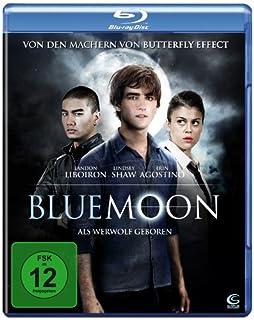 Blue Moon - Als Werwolf geboren [Blu-ray]