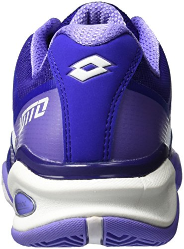 Lotto Stratosphere Ii Cly W, Chaussures Bleues Pour Femmes (blue Brg / Wht)