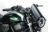 Yamaha XSR 700 2015 - Windschutzscheibe 'Runback' - Aluminium Windschild