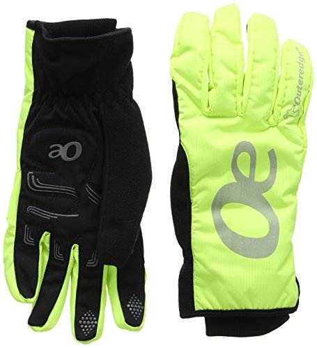 OUTEREDGE AEROTEX   GUANTES DE INVIERNO REFLECTANTES AMARILLO AMARILLO TALLA:LARGE