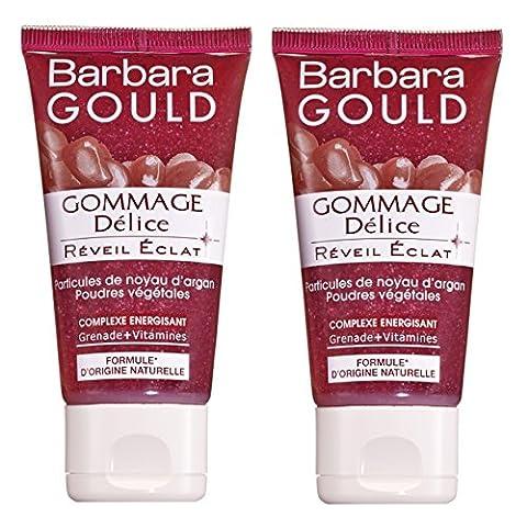 Barbara Gould - Gommage Délice Réveil Eclat - Tube de 50 ml - Lot de 2