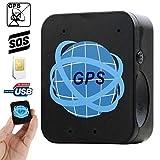 Mini traceur GPS GPRS Micro espion GSM rappel automatique SOS
