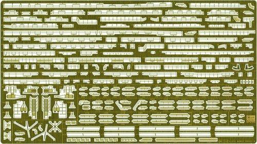 Imagen principal de Hasegawa Accesorio para maquetas escala 1:700 [Importado de Alemania]