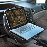 #10: NIKAVI Auto Tray, Eating/Laptop Steering Wheel Desk & Cup Holder Car/Truck-car accessories