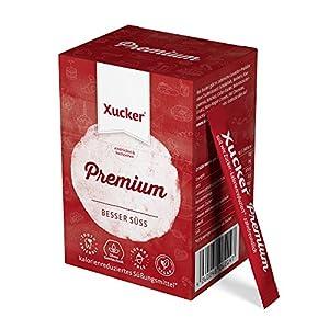 200 g Xucker Premium Sticks in Schachtel (50 × 4 g) | Birkenzucker von Xucker...