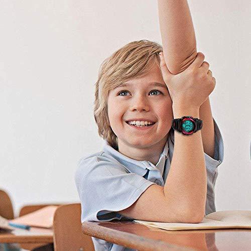 My-My Gifts para niños de 6-12 años, Reloj Impermeable...