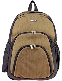 87f50dd630a7 BagsRUs Atlas Olive Green Polyester 18 Liter 15.6 Inch Laptop Backpack  Travel Bag (LB118FOL)