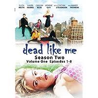 Dead Like Me: Season Two - Volume One (Episodes 1-8) - Amazon.com Exclusive