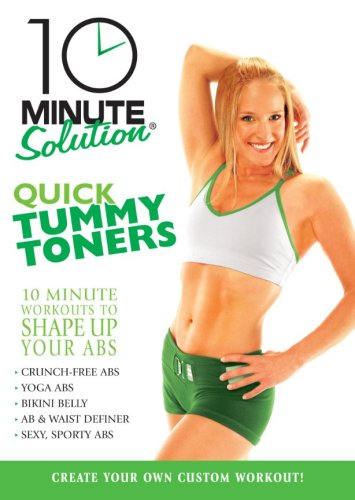 10 Minute Solution: Quick Tummy Toners / (Full) [DVD] [Region 1] [NTSC] [US Import]