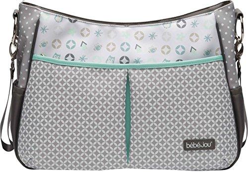Preisvergleich Produktbild bébé-jou 310032 Wickeltasche mit Unterlage Owl family