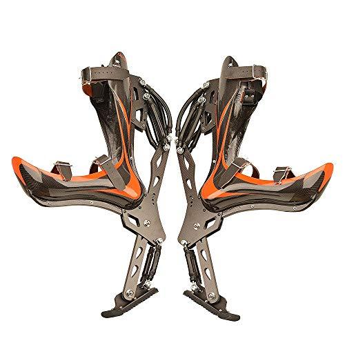 Instag Bouncing-Schuhe Bionic Boots für Erwachsene Running Fitness Exercise Men Women (MAX 200kg oder 400lbs) Bouncing-Schuhe,70~90KG