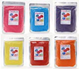 Classikool Professional Instant Candy Floss Sugar Bargain Party Set: 4 Berry Blast Flavours [*Free UK Post]