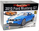 Revell Ford Mustang 2010 GT Blau Coupe 85-4272 Bausatz Kit 1/24 1/24 Usa Modellauto Modell Auto