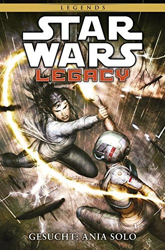 Star Wars Sonderband #84: Legacy II.3 - Gesucht: Ania Solo (2015, Panini)