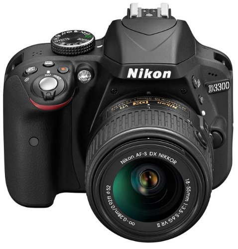 Nikon D3300 SLR-Digitalkamera Kit_4