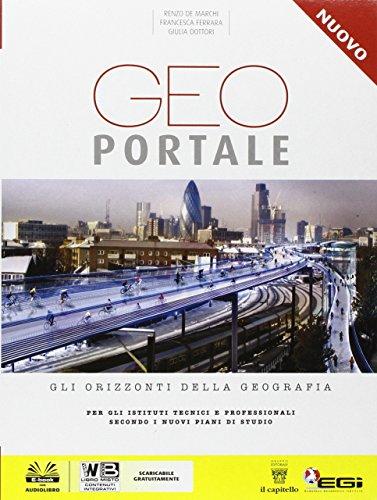 Nuovo Geoportale. Per gli Ist. tecnici e professionali. Con e-book. Con espansione online