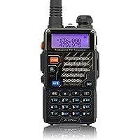 Baofeng UV-5R Plus 2M/70cm 136-174/400-480 - Walkie-Talkie Dualband portatile, nuova versione 2013 UV-5R Plus, istruzioni