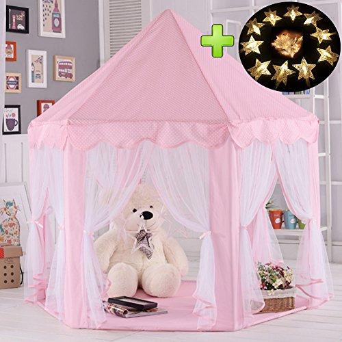 tente pour enfants tente princess castle play tentes. Black Bedroom Furniture Sets. Home Design Ideas