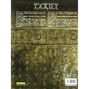 THE LABYRINTH: TAROT (LUIS ROYO LIBROS)