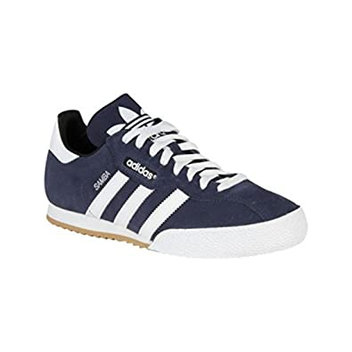 adidas leather upper shoes