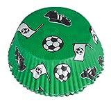 48moldes * Balones de Fútbol * para WM 2018de fiesta o cumpleaños infantiles//EM Party Fiesta temática Cumpleaños Soccer Moldes para magdalenas