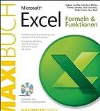 Microsoft Excel: Formeln & Funktionen - Das Maxibuch, 2., aktualisierte und erweiterte Auflage: .. - 2010 - Bodo Fienitz, Egbert Jeschke, Eckehard Pfeifer, Helmut Reinke, Sara Unverhau