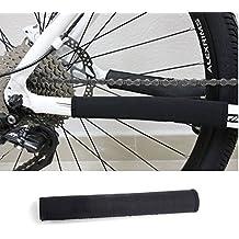 Las bicicletas de montaña de vaina Protectores Carretera Cuidado del tubo del marco del cartel
